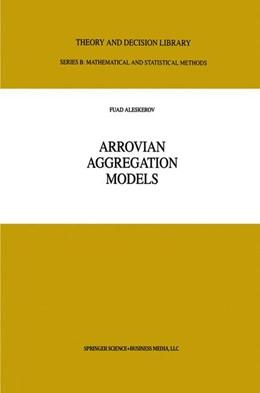 Abbildung von Aleskerov   Arrovian Aggregation Models   1999   39