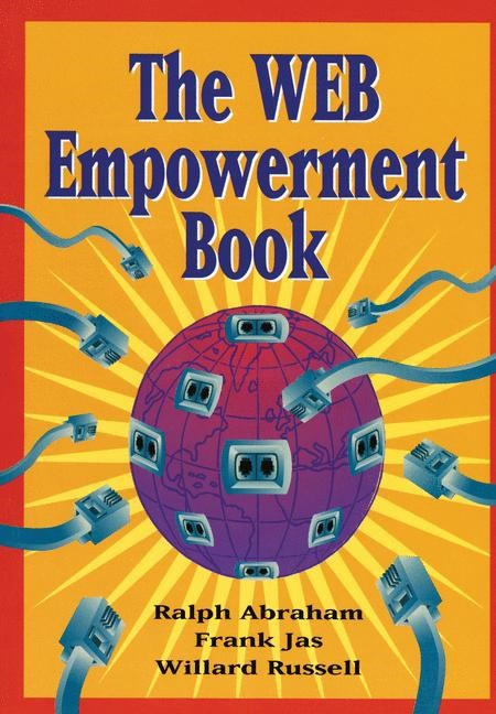The Web Empowerment Book | Abraham / Jas / Russell, 1995 | Buch (Cover)