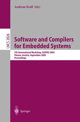 Abbildung von Krall | Software and Compilers for Embedded Systems | 2003 | 7th International Workshop, SC... | 2826