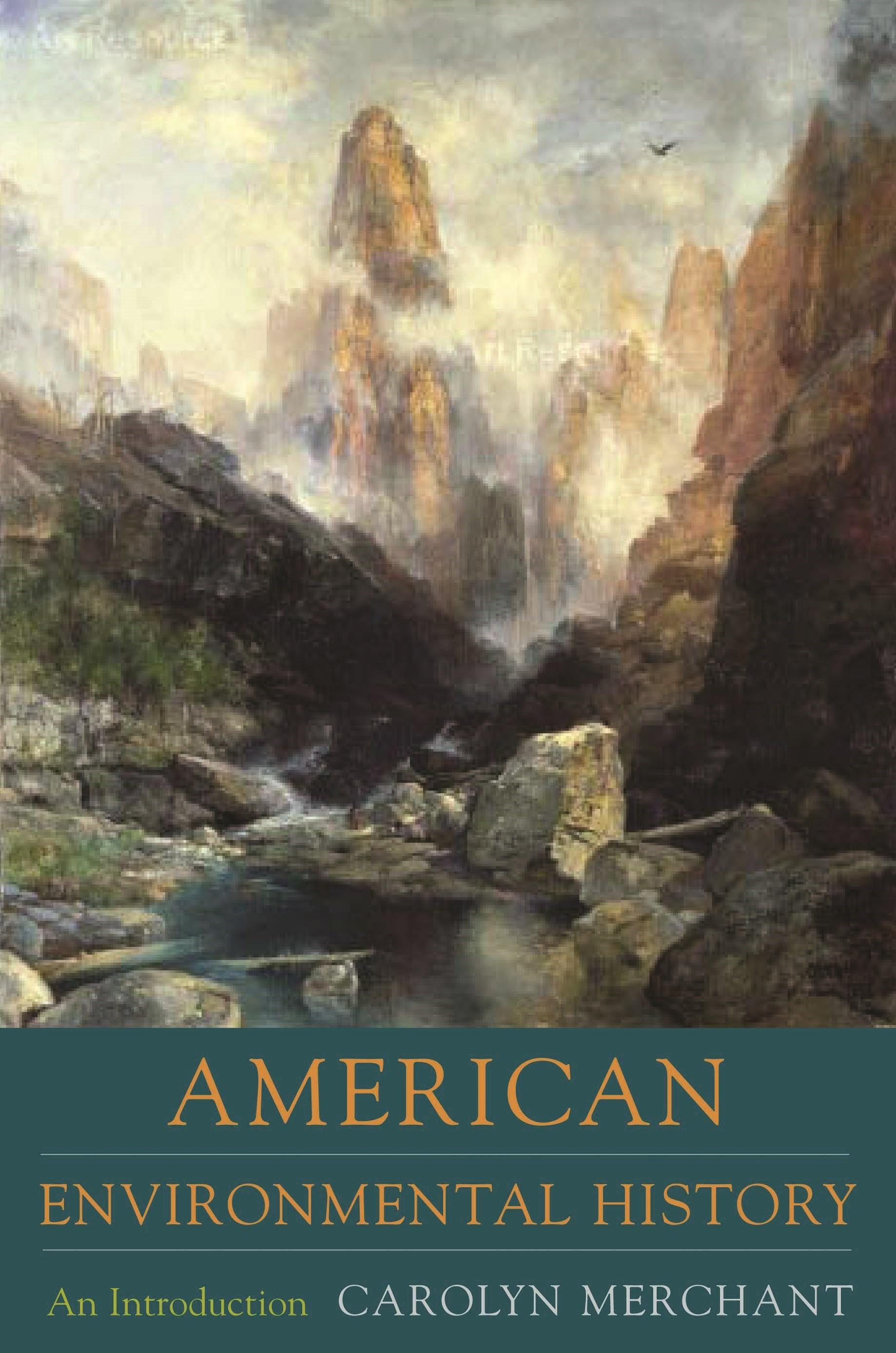 Abbildung von Merchant | American Environmental History | 2007