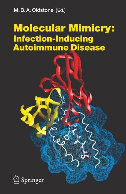 Abbildung von Oldstone   Molecular Mimicry: Infection Inducing Autoimmune Disease   2005