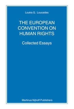 Abbildung von Loucaides | The European Convention on Human Rights | 2007 | Collected Essays | 70