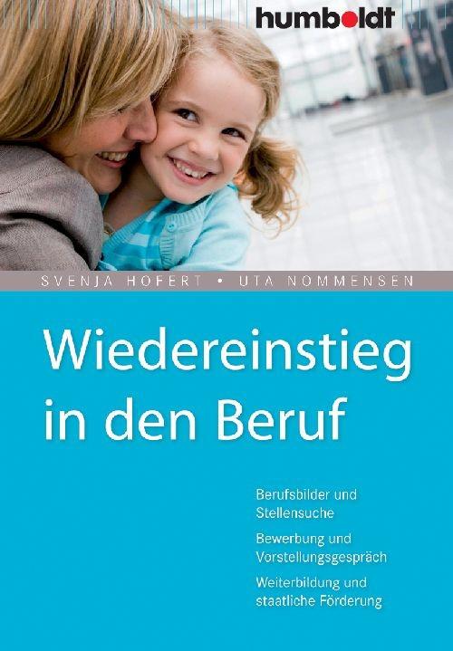 Wiedereinstieg in den Beruf | Hofert / Nommensen, 2010 | Buch (Cover)