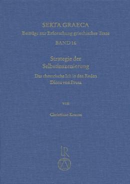 Abbildung von Krause | Strategie der Selbstinszenierung | 2003