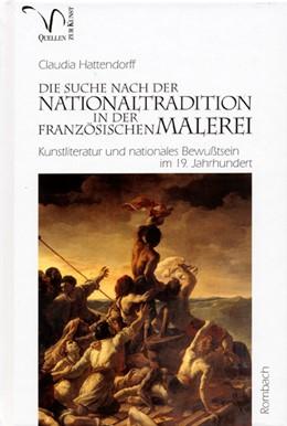Abbildung von Hattendorff | Die Suche nach der Nationaltradition in der französischen Malerei | 2004