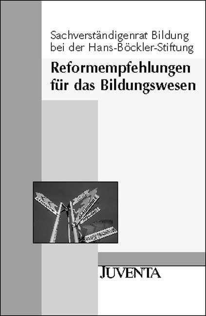 Reformempfehlungen für das Bildungswesen, 2002 | Buch (Cover)