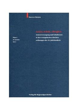 Abbildung von Kreiker | Armut, Schule, Obrigkeit | 1997 | Armenversorgung und Schulwesen... | 5