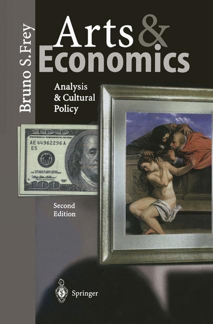Arts & Economics   Frey   2nd ed., 2003   Buch (Cover)