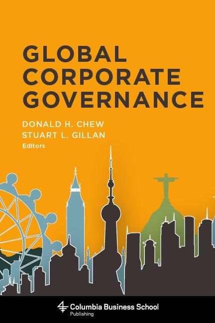 Abbildung von Chew / Gillan   Global Corporate Governance   2009