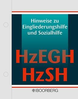 Abbildung von Hinweise zur Sozialhilfe (Nds. HzSH): SGB | Loseblattwerk mit 46. Aktualisierung | 2019 | Erläuterungen zur Grundsicheru...
