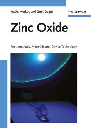 Zinc Oxide | Morkoc / Özgür, 2009 | Buch (Cover)