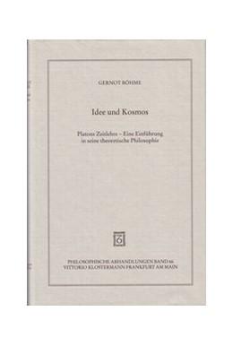 Abbildung von Böhme | Idee und Kosmos | 1996 | Platons Zeitlehre - Eine Einfü... | 66