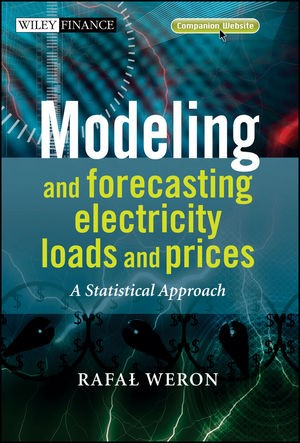 Abbildung von Weron | Modeling and Forecasting Electricity Loads and Prices | 2006