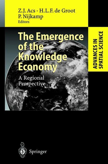 Abbildung von Acs / Groot / Nijkamp | The Emergence of the Knowledge Economy | 2002