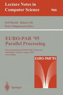 Abbildung von Haridi / Ali / Magnusson | EURO-PAR '95: Parallel Processing | 1995 | 966