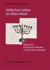 Jüdisches Leben im Alten Reich | Linnemeier, 2002 | Buch (Cover)