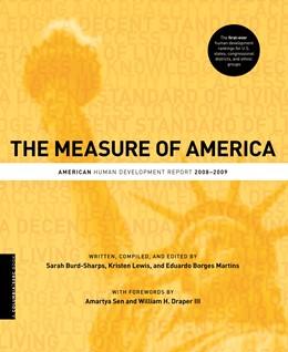 Abbildung von Burd-Sharps / Lewis / Martins   The Measure of America   2008   American Human Development Rep...