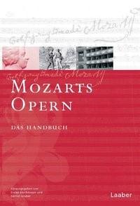 Mozarts Opern   Borchmeyer / Gruber, 2007   Buch (Cover)