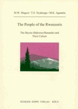 Abbildung von Magezi / Nyakango | The People of the Rwenzoris | 1. Auflage | | beck-shop.de