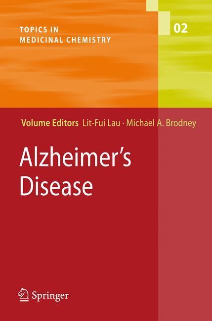 Alzheimer's Disease | Bradbury / Brodney, 2008 | Buch (Cover)