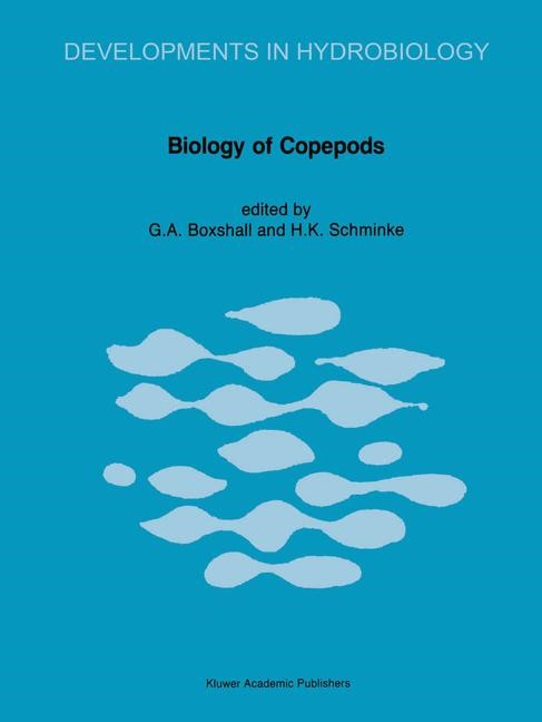 Biology of Copepods | Boxshall / Schminke, 1988 | Buch (Cover)