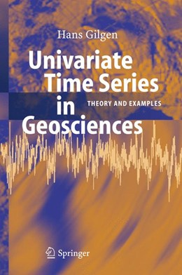Abbildung von Gilgen | Univariate Time Series in Geosciences | 2005 | Theory and Examples