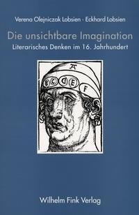 Die unsichtbare Imagination | Olejniczak Lobsien / Lobsien, 2003 | Buch (Cover)