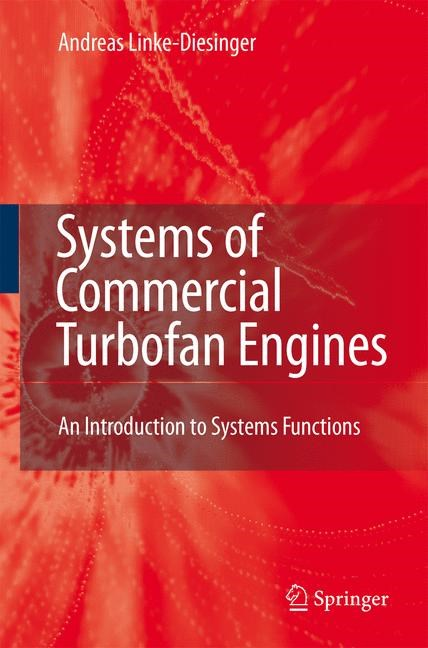Systems of Commercial Turbofan Engines | Linke-Diesinger | 1st Edition., 2010 | Buch (Cover)