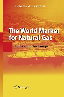 Abbildung von Gilardoni | The World Market for Natural Gas | 1st Edition. Softcover version of original hardcover edition 2008 | 2010 | Implications for Europe