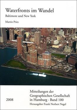 Abbildung von Pries | Waterfronts im Wandel | 2009 | Baltimore und New York | 100