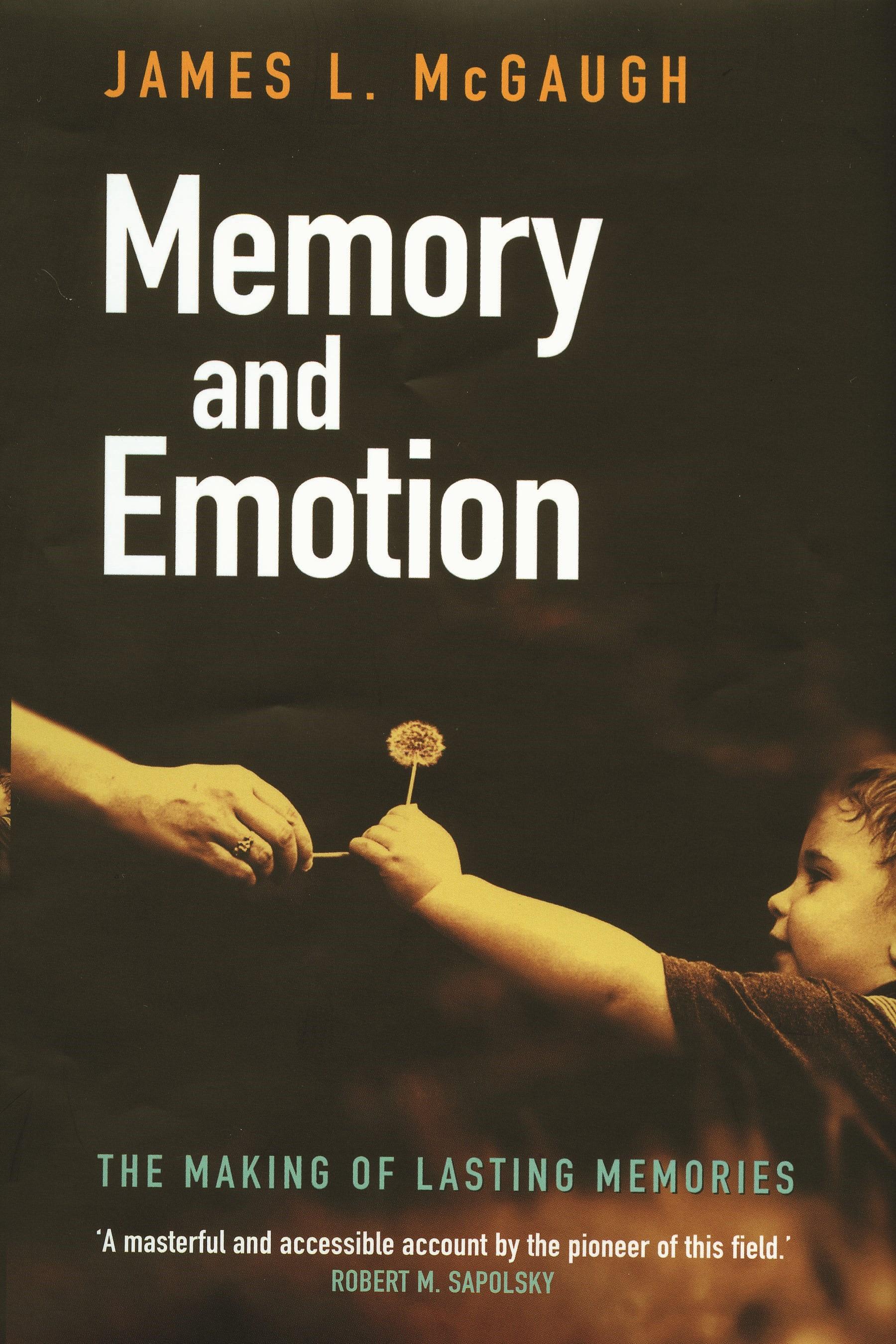 Abbildung von McGaugh | Memory and Emotion | 2003