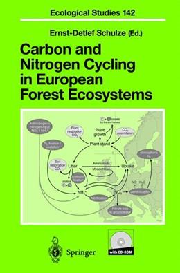 Abbildung von Schulze | Carbon and Nitrogen Cycling in European Forest Ecosystems | 2000 | 142