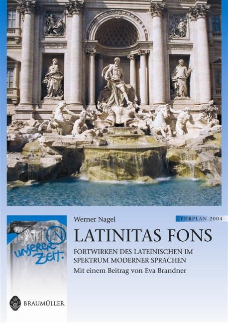Latinitas Fons | Müller / Lachawitz / Oswald, 2006 | Buch (Cover)