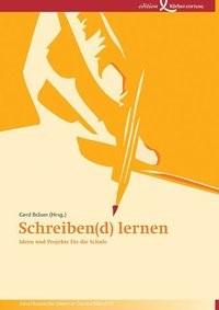 Schreiben(d) lernen   Bräuer   1., Aufl., 2004   Buch (Cover)