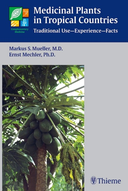 Medicinal Plants in Tropical Countries | Mueller / Mechler / Müller, 2004 | Buch (Cover)