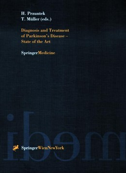 Abbildung von Przuntek / Müller | Diagnosis and Treatment of Parkinson's Disease — State of the Art | 1999 | 56
