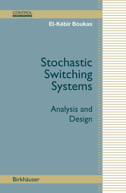 Stochastic Switching Systems | Boukas, 2005 | Buch (Cover)