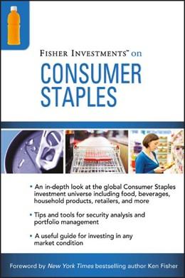 Abbildung von Cannivet / Teufel | Fisher Investments on Consumer Staples | 1. Auflage | 2009