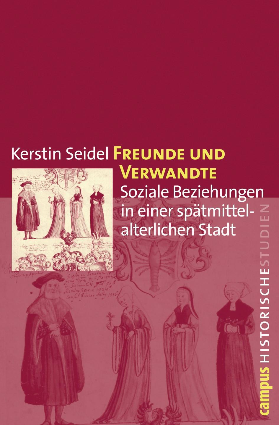 Abbildung von Seidel   Freunde und Verwandte   2009