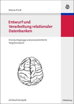 Abbildung von Preiß   Entwurf und Verarbeitung relationaler Datenbanken   2007   eine durchgängige und praxisor...