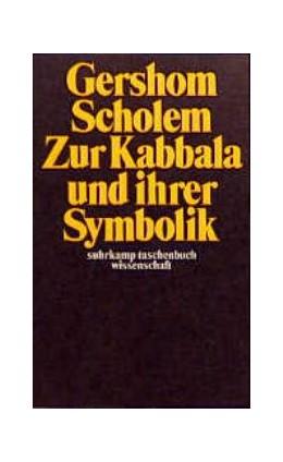 Abbildung von Scholem | Zur Kabbala und ihrer Symbolik | 1973 | 13