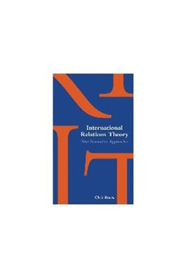 Abbildung von Brown   International Relations Theory   1993   New Normative Approaches