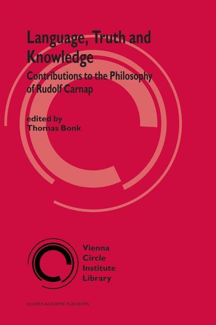 Abbildung von Bonk | Language, Truth and Knowledge | 2003