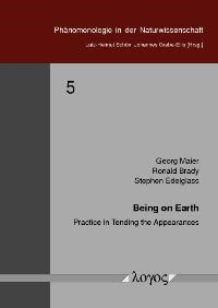 Being on Earth | Brady / Edelglass / Maier, 2008 | Buch (Cover)