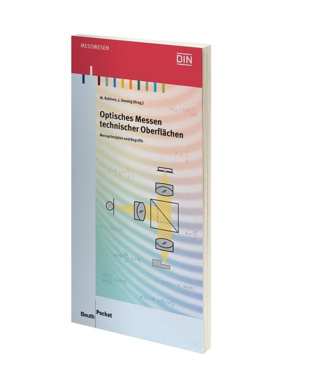 Optisches Messen technischer Oberflächen | / Rahlves / Seewig, 2009 | Buch (Cover)