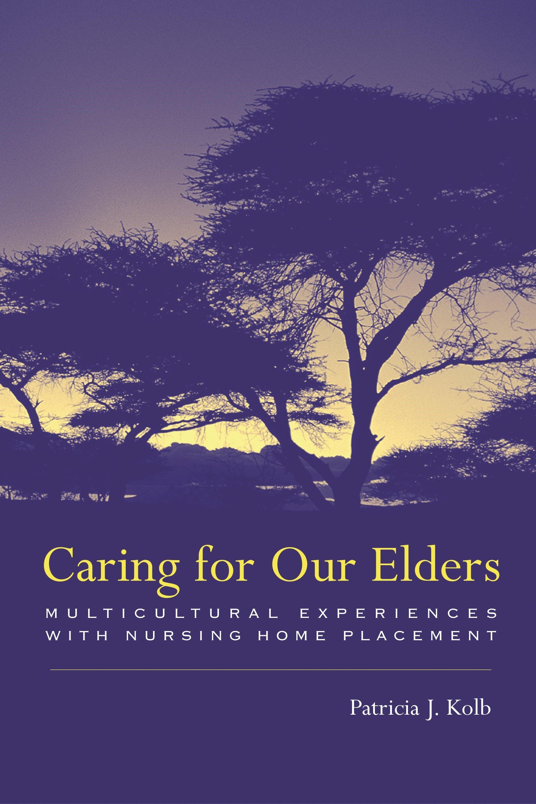 Abbildung von Kolb | Caring for Our Elders | 2003