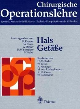 Abbildung von Kremer   Band 1: Hals, Gefäße   1989