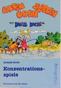 Abbildung von Bartl | Konzentrationsspiele | 2000