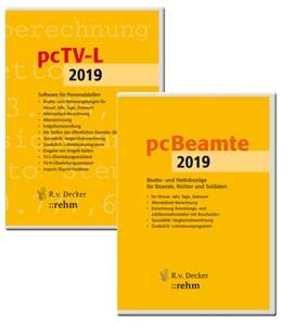 Abbildung von Polte / Scherf / Schlunke   pcTV-L und pcBeamte Kombi   2013   Software für Personalstellen u...