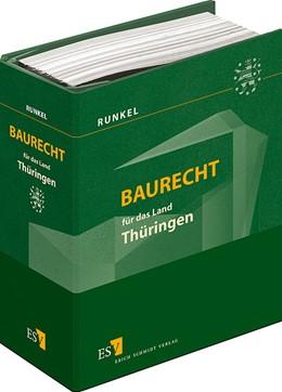Abbildung von Runkel | Baurecht für das Land Thüringen | 1. Auflage | 2019 | beck-shop.de